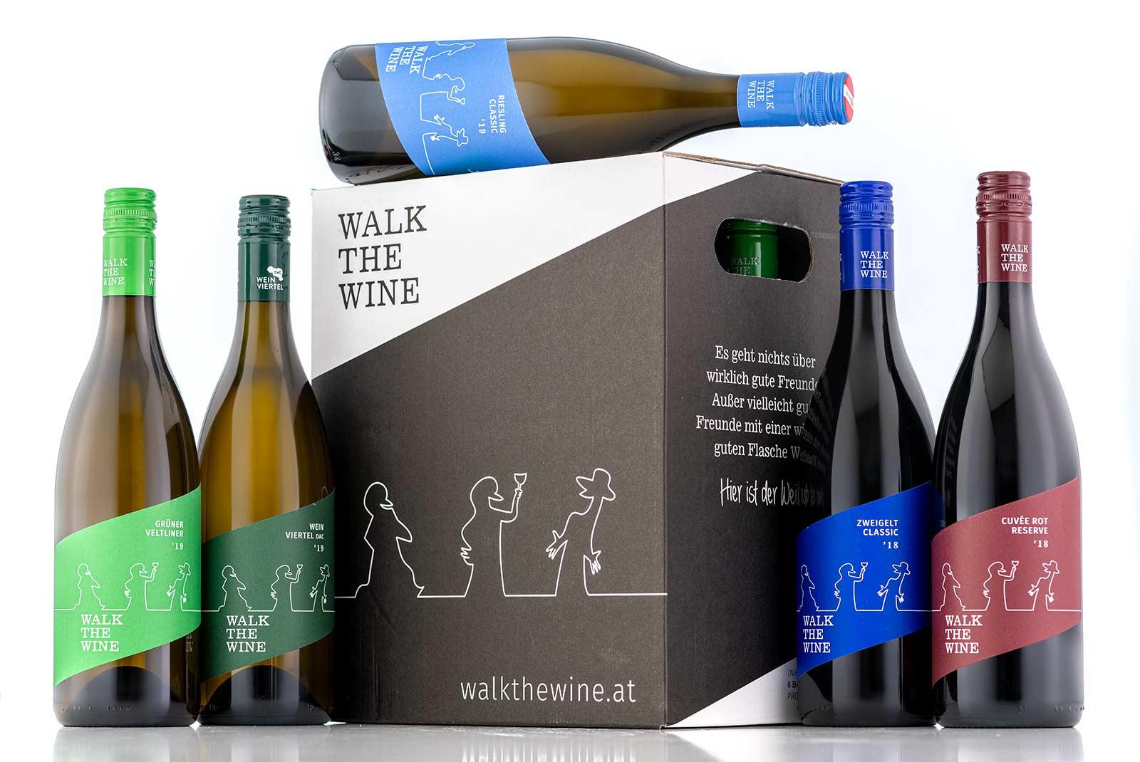 Walk the Wine - Spitzenweine aus Österreich © Reinhard Podolsky